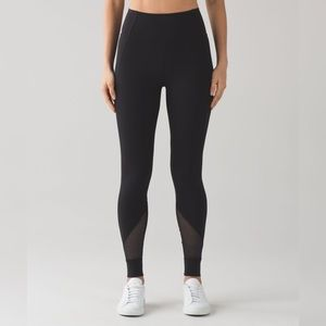LuluLemon Hot Like Agni Leggings